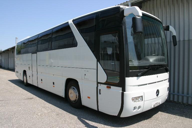 Rapido bus coach touring coach mercedes tourismo 49 2 for Mercedes benz tourismo coach