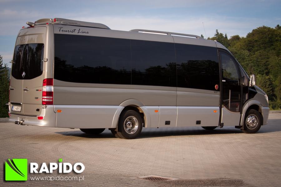 Rapido Bus Amp Coach Luxury Touring Minicoach Mercedes